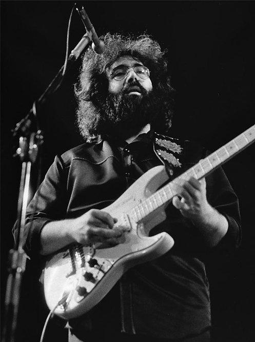 Jerry Garcia, 1972