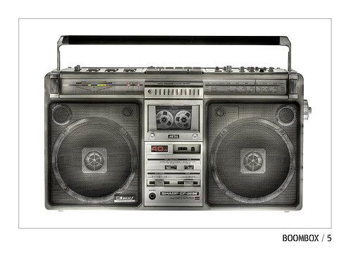 Boombox 5