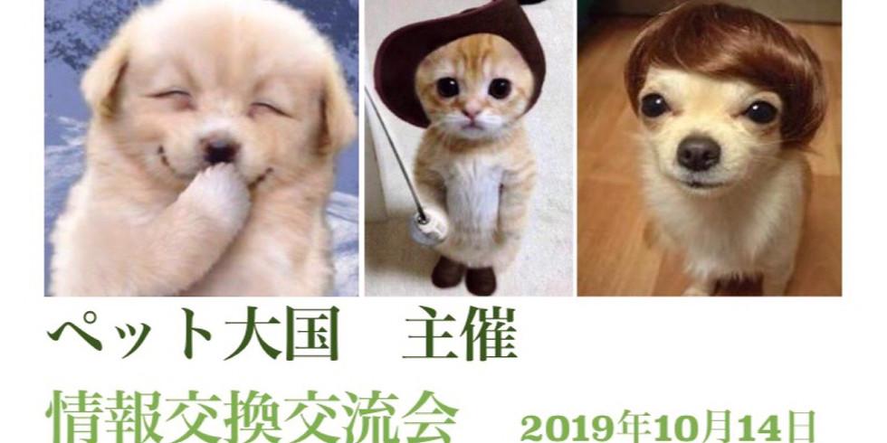 【ペット大国主催】ペット交流会 (1)
