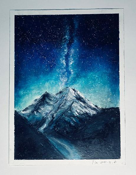 Climb the Milky Way