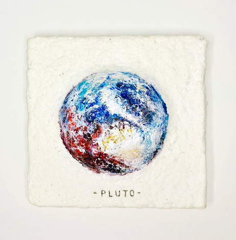 Lonely Pluto/Front
