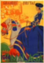 Vintage Poster - Malaga.jpg