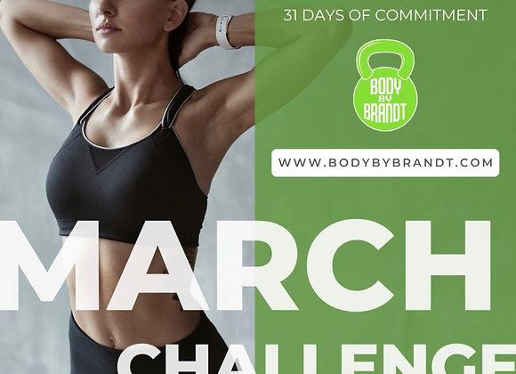 31 DAY CHALLENGE