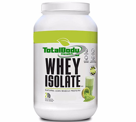 100% WHEY ISOLATE--COMING SOON-