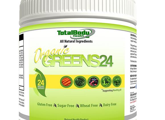 Organic Greens24