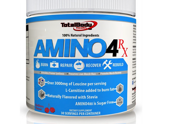 Amino4- Red Berry