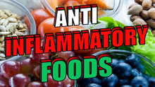 Seven Anti-Inflammatory Foods