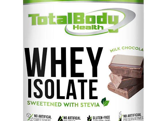 100% WHEY ISOLATE-CHOCOLATE