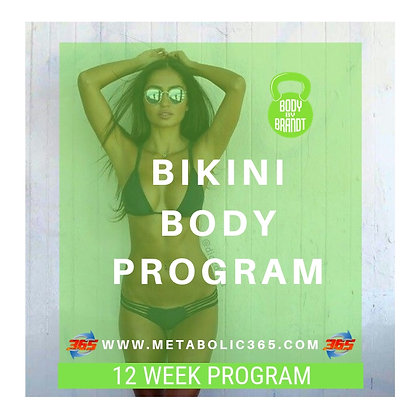 12 WEEK BIKINI BODY PROGRAM