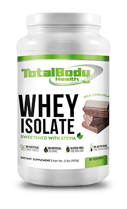 100% Whey Isolate -Chocolate