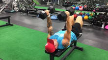 METABOLIC TRAINING -                      Upper Body Tri-Set