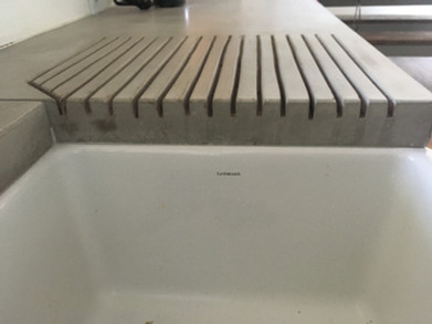 Integrated Drain Board