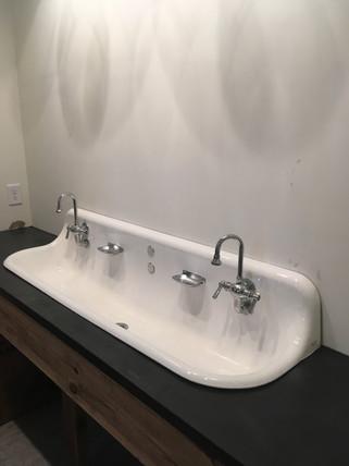 Reclaimed Sink