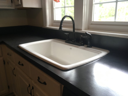 Cast Iron Enamal Sink