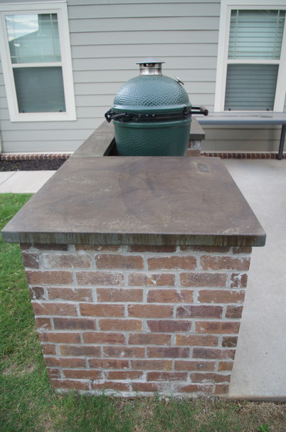 Backyard Charcoal Smoker