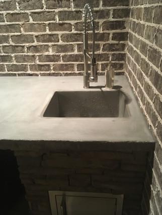 Small Prep Sink