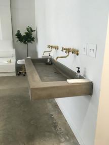 Floating Hand Washing Sink