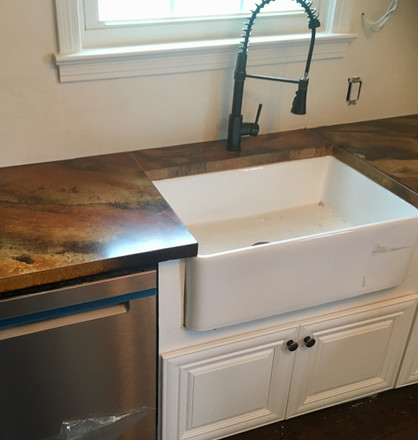 Fireclay Farmhouse Sink