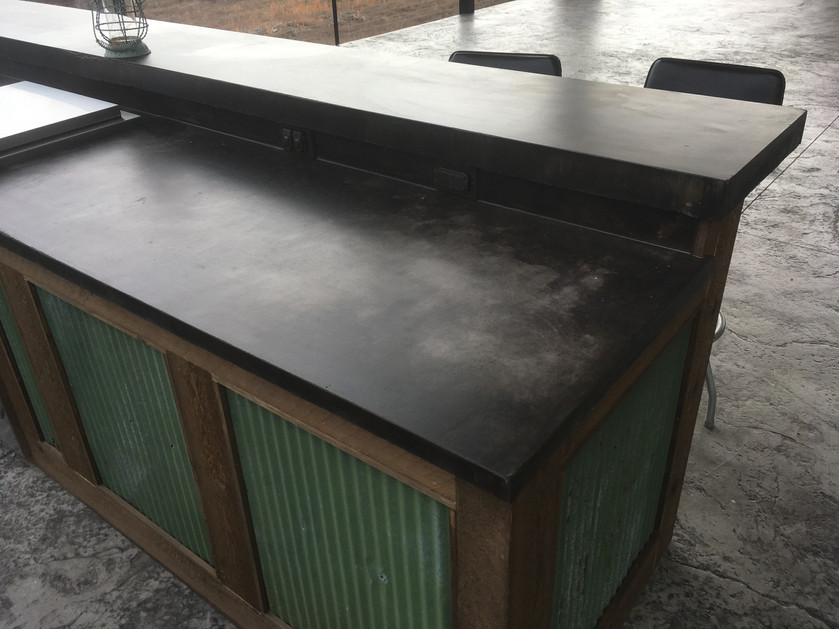 River View Outdoor Kitchen