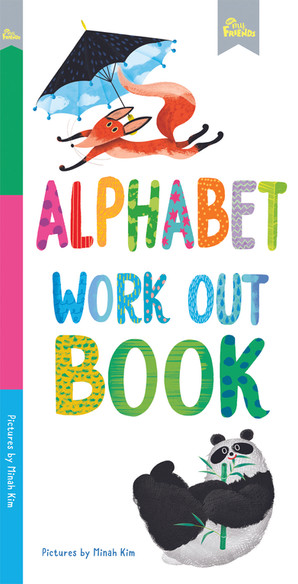 Alphabet Work Out Book