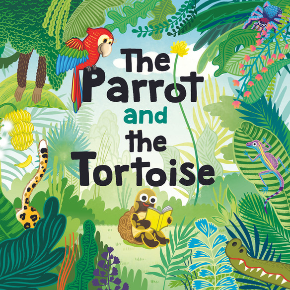 The Parrot and the Tortoise