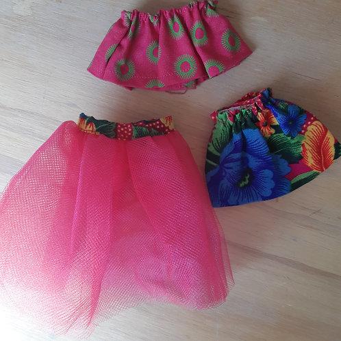 Dual Tutu skirt & top