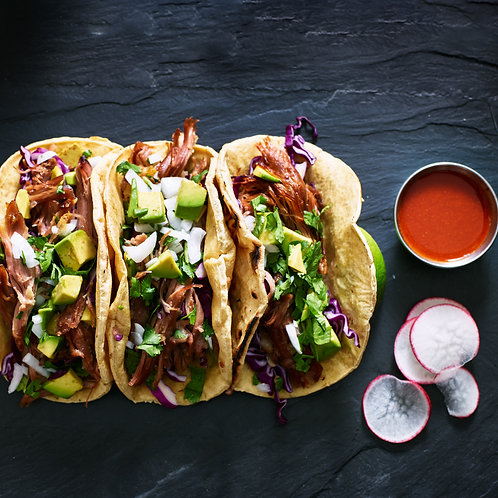street taco bar