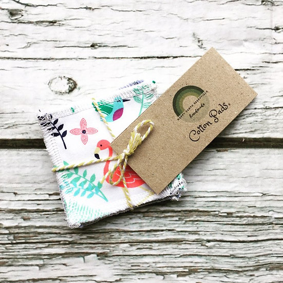 Jungle Cotton Make Up Wipes