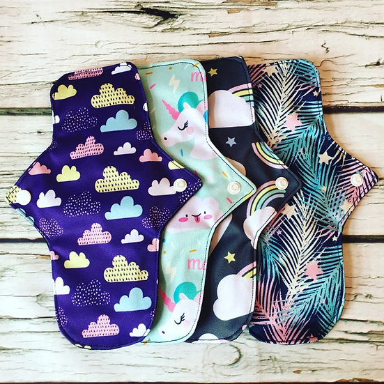 Cloth Sanitary Pad Four Pack