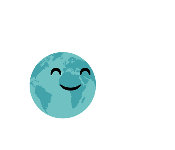 Happy Earth Planet.png