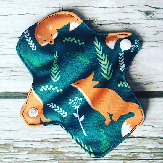 Foxes Reusable Pantyliner