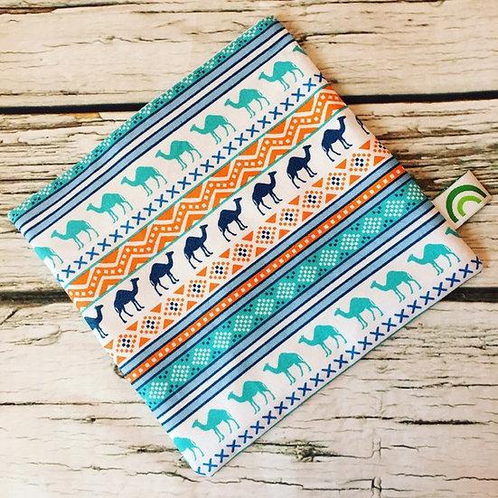 Moroccan Camels Reusable Sandwich Bag