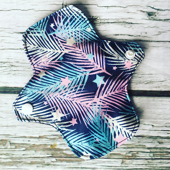 Feathers and Stars Reusable Pantyliner