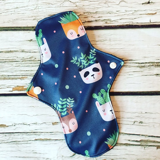 Animals Cloth Sanitary Pad