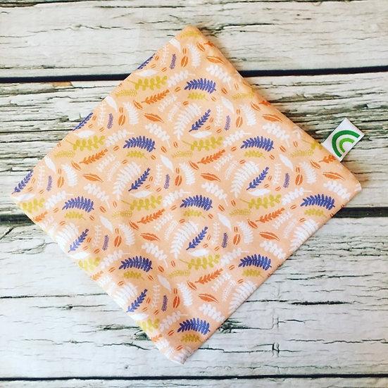 Pastel Ferns Reusable Sandwich Bag