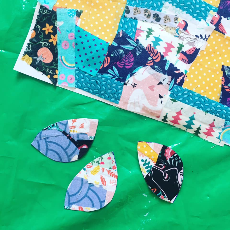Pusheen coats collage