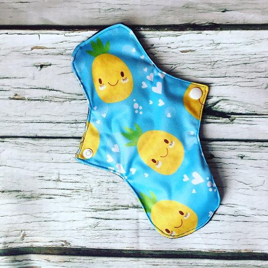 Happy Pineapples Cloth Sanitary Pad