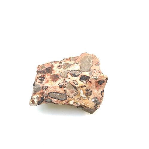 Jaspe leopardita bruta