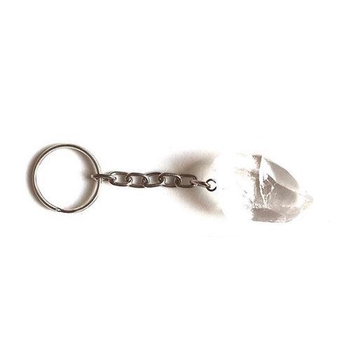 Chaveiro de quartzo