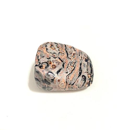 Jaspe leopardita