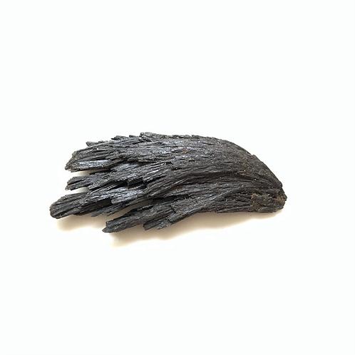 Cianita preta (vassoura de bruxa)