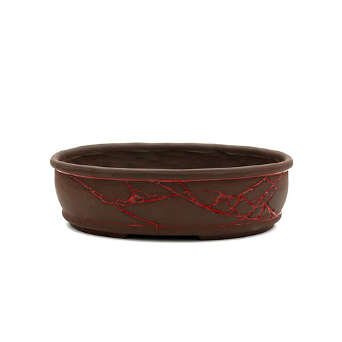 Greg Bonsai Pot 23cm