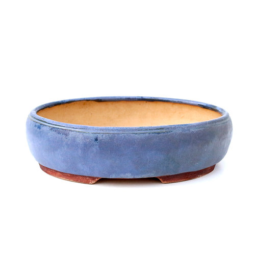 Peter Krebs 2007 Oval Bonsai Pot 25cm