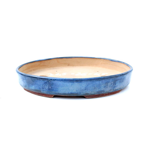 Peter Krebs 2001 Oval Bonsai Pot 31,5cm