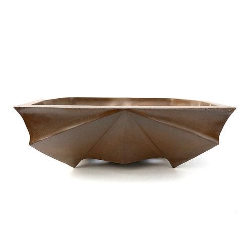 """Tom Benda """"Stealth"""" Bonsai Pot 40cm"""