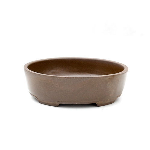 Tom Benda Bonsai Pot oval 13cm
