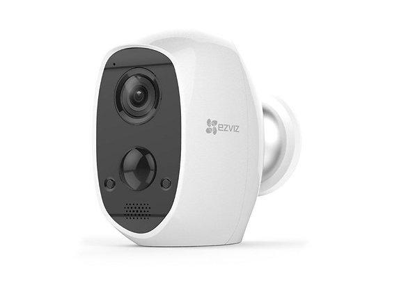 מצלמת אבטחה אלחוטית חכמה Ezviz C3A Wire Free Smart WiFi Camera IP65