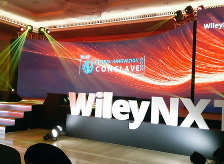 Wiley hosts 2nd edition of its annual Global Innovation Conclave