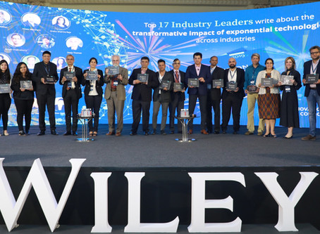 Wiley Global Innovation Conclave 2019 -