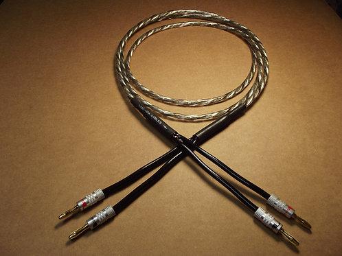 LaSpada Audio Spectrum Series Speaker Cables (Pair)